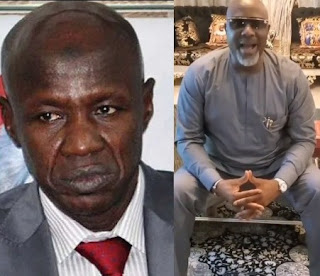 Dino melaye singing song for efcc boss ibrahim magu