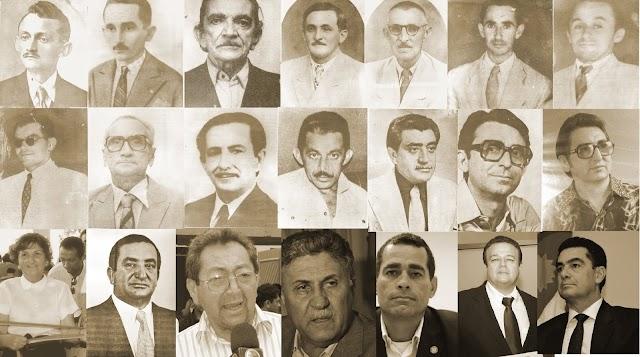 HISTÓRIA DE ARARIPINA: GALERIA DOS PREFEITOS DE ARARIPINA