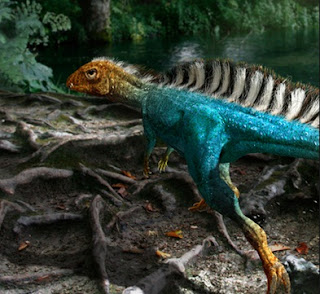 Dinosaurus berwarna