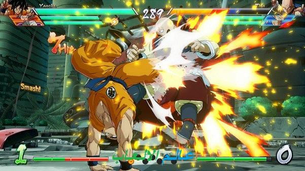 تحميل لعبة Dragon Ball Fighter Z للكمبيوتر بحجم صغير