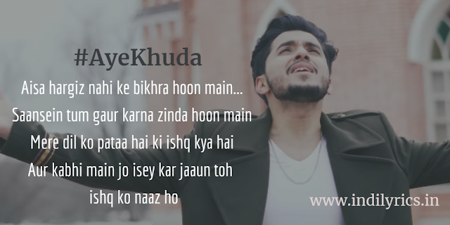 Aye Khuda Kyun Bata | Haitham Rafi | full Audio Song Lyrics with English Translation and Real Meaning