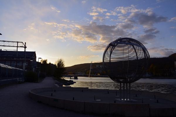 globus Drammen