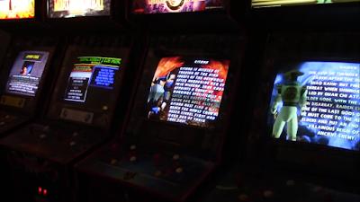 I menù segreti di Mortal Kombat