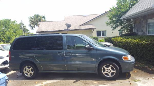 Daily Turismo: Sleeper Minivan: 1998 Olds Silhouette 3 8 SC
