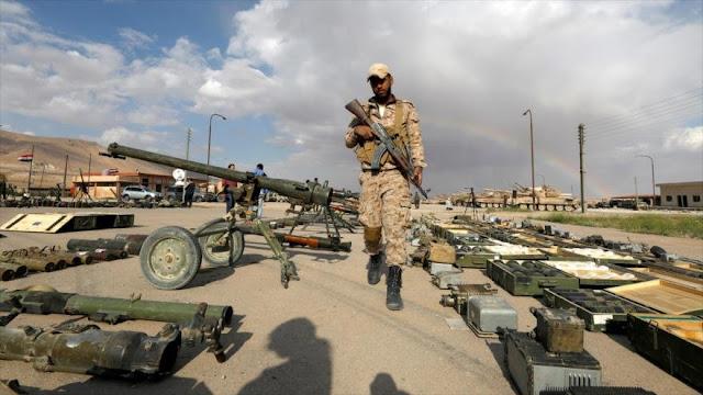 Armas europeas en manos terroristas en Siria inquietan a Eurocámara