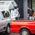 Ensanguetado, homem é achado morto na calçada ao lado de Saveiro