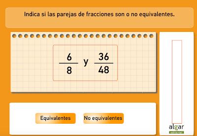 http://www.bromera.com/tl_files/activitatsdigitals/capicua_5c_PA/C5_u15_205_2_opcions_fraccionsEquival.swf