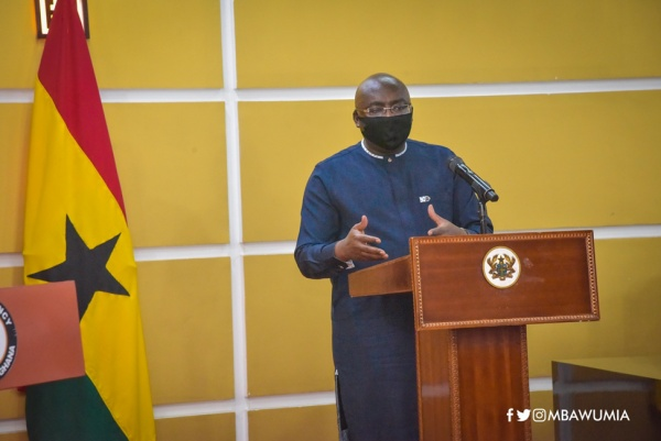 President Akufo-Addo Committed To Equitable Distribution Of Health Facilities - Veep Bawumia