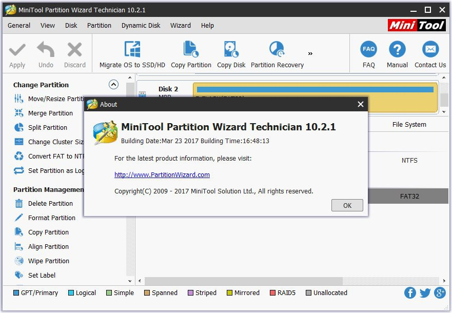 Minitool partition wizard technician edition 7.8 full