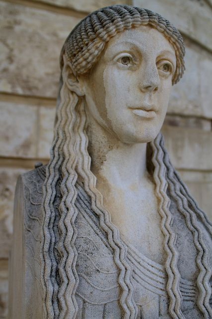 Diotima of Mantinea. Ancient Greece.  Mentioned by Plato in his Symposium