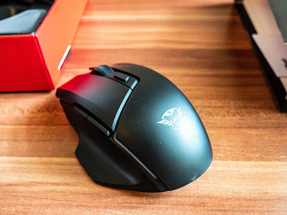 Trust gaming mouse test