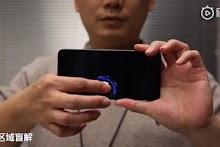 Begini Canggihnya Sensor Fingerprint di Dalam Layar yang Dikembangkan Xiaomi