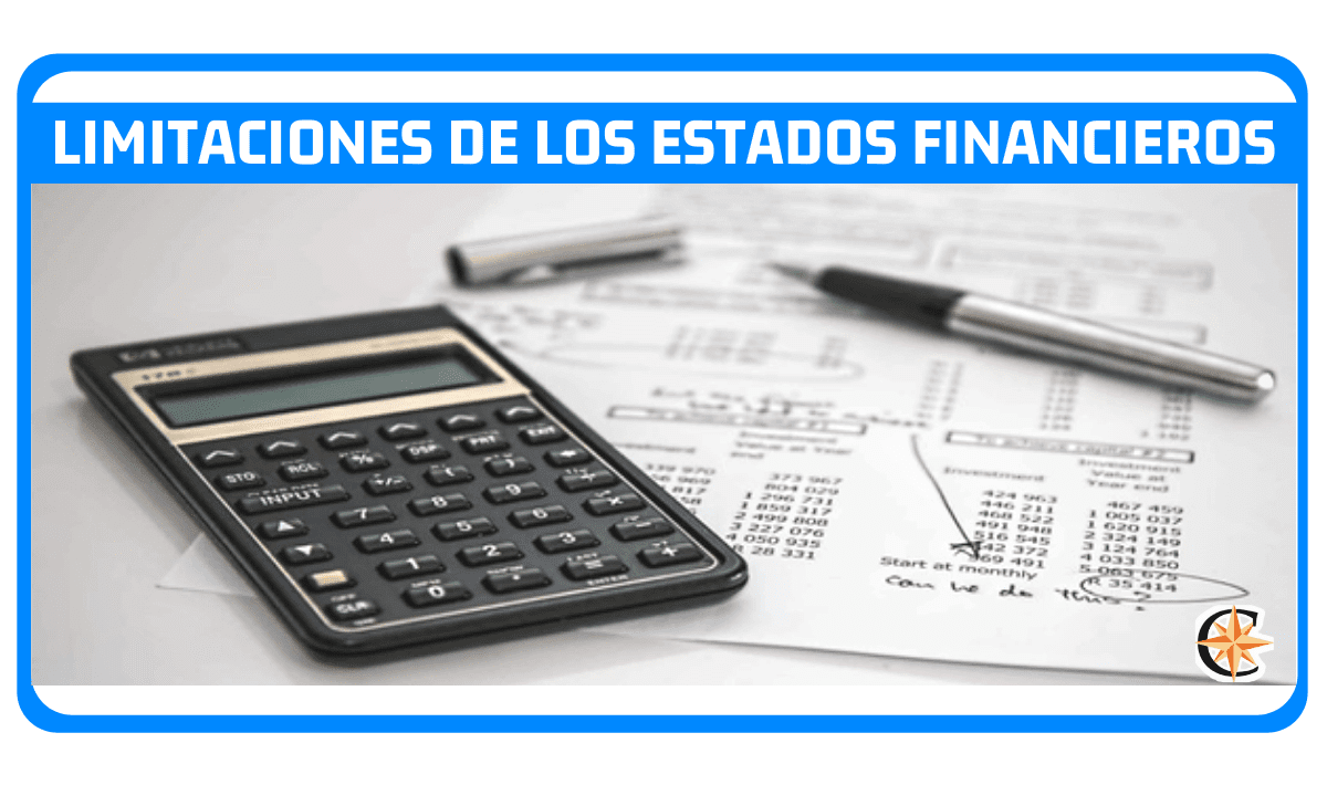 Limitaciones de los Estados Financieros