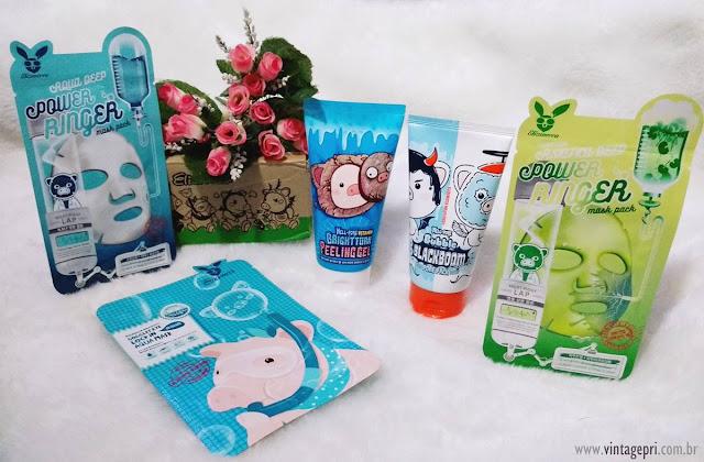 Resenha: Produtos Elizavecca (Cosméticos Coreanos #KBeauty)