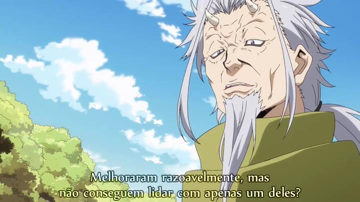 Tensei shitara Slime Datta Ken - Episódio 19