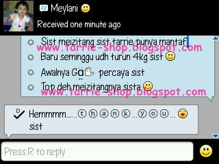 Testimoni Meizitang Botalical Slimming Softgel