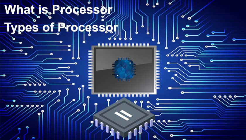 What is Processor in computer?
