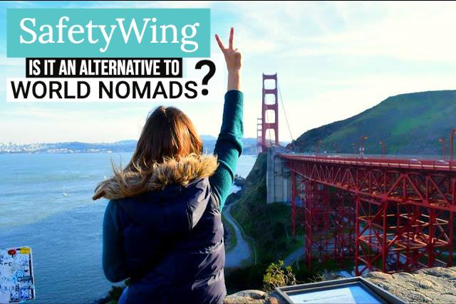 safetywing world nomads alternative