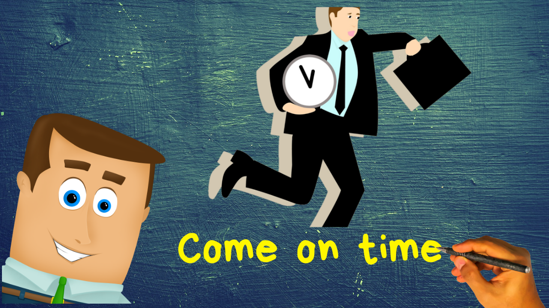 Come on time for job interview | Know About What is Job Interview, How Many Types of Job Interview and Job Interview Tips www.itifitter.com