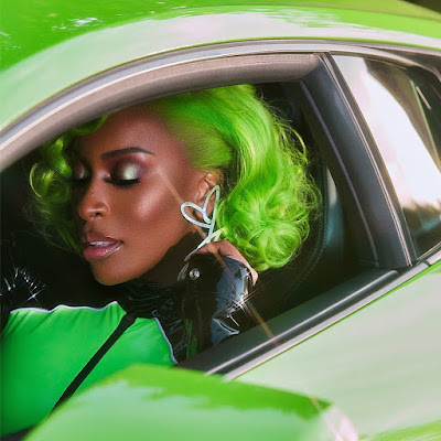 Green hair lace front green hair frontal
