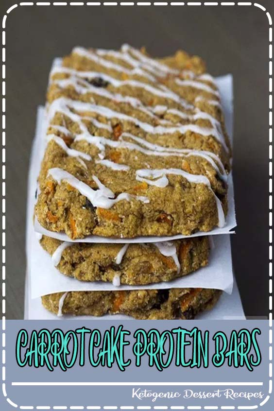 Even though the flu has been going around like CRAZY CARROT CAKE PROTEIN BARS
