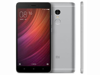 Cara Hard Reset Xiaomi Redmi Note 4 64GB