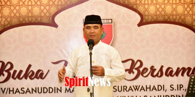 Pangdam Hasanuddin, Puasa Tidak Hanya Menahan Dahaga dan Lapar