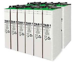 batterie accumulo fotovoltaico