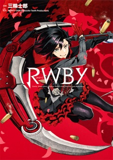RWBY 4 -Red White Black Yellow Ss4
