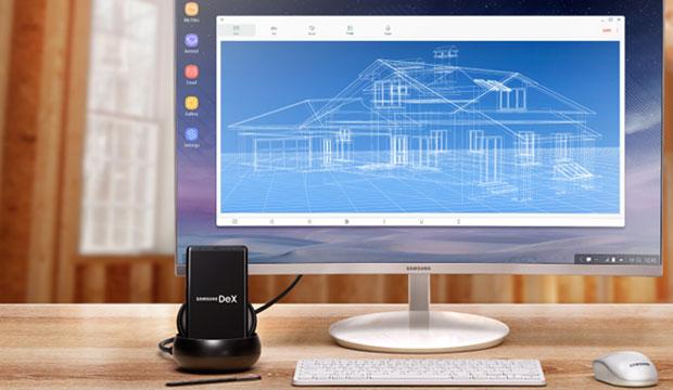 Samsung berikan pengalaman desktop linux kepada pengguna ponsel cerdas