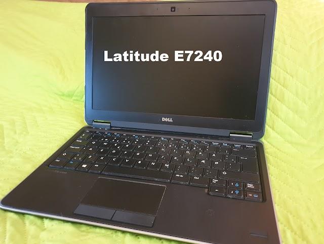 Selling the Dell Latitude E7240