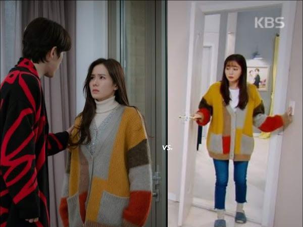 👗Son Ye-jin (손예진) vs Lee Min-Jung (이민정)