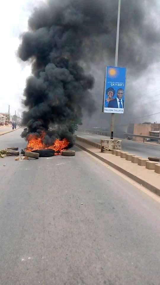 Bénin : Des manifestations dans plusieurs villes pour exiger la fin  du mandat de Patrice Talon