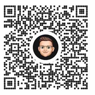 My Venmo QR code