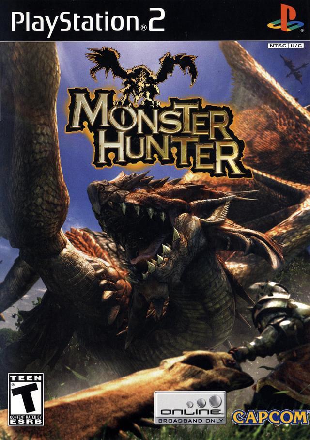 Game List   Monster Hunter Wiki   Fandom