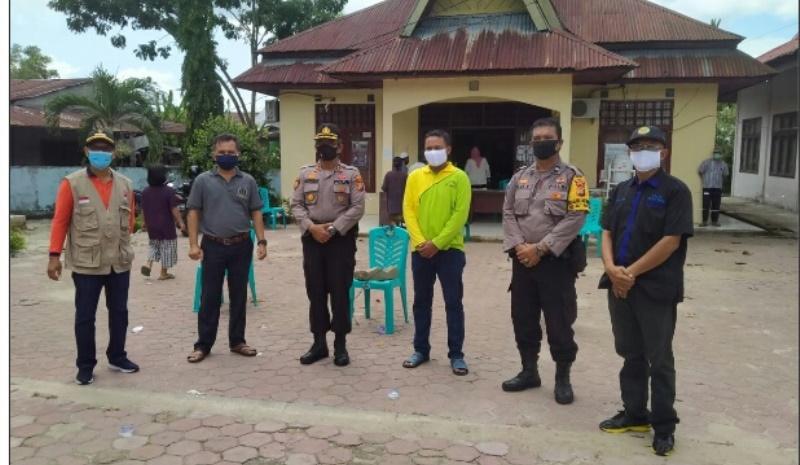 Penyaluran Sembako di Kelurahan Dumai Batrem Berjalan Lancar