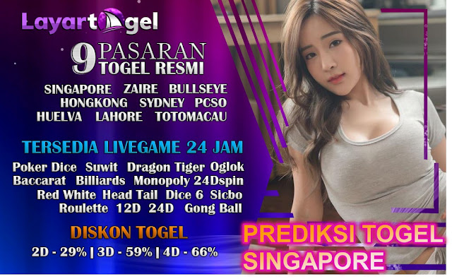 Prediksi Angka TOGEL Singapore Kamis 28 November 2019