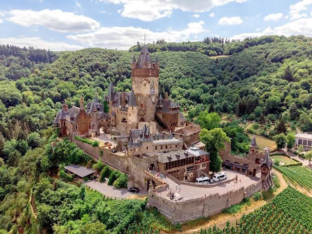 castelo alemanha Reichsburg Cochem