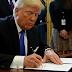 Trump firmó el decreto para construir el muro con México