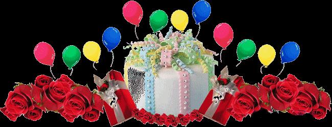 Banner Feliz Aniversario: Recanto Da Fada Alice: Brushes De Feliz Aniversário