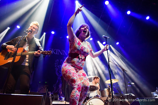 Skinny Lister at Rebel on October 30, 2019 Photo by John Ordean at One In Ten Words oneintenwords.com toronto indie alternative live music blog concert photography pictures photos nikon d750 camera yyz photographer