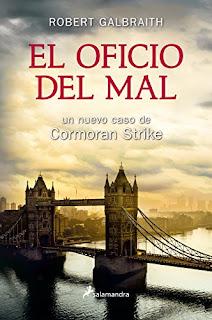 El Oficio Del Mal (Novela) PDF