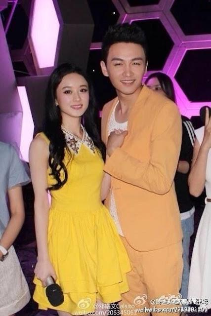 chen and li ying dating divas