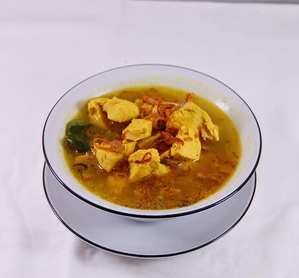 Rezept Soto Ayam streetfood indonesisch