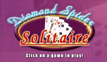 لعبة سوليتير العنكبوت Spider Solitaire