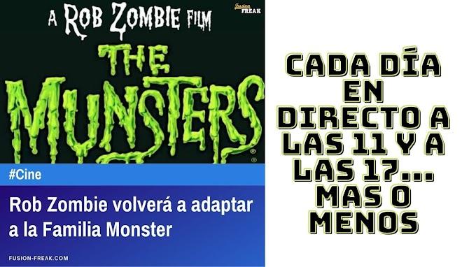Rob Zombie volverá a adpatar a la Familia Monster.