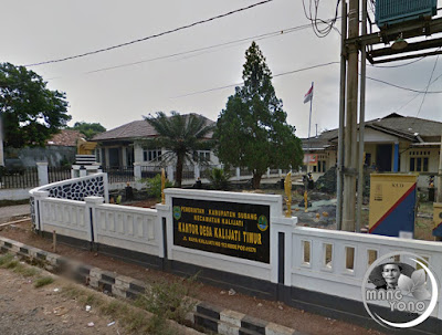 FOTO 2: Kantor Desa Kalijati Timur, Kecamatan Kalijati.