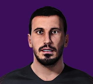 PES 2020 Faces Soslan Dzhanayev