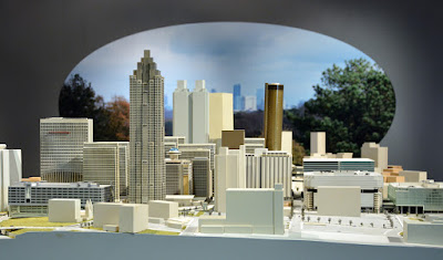 Atlanta in 50 Objects | Atlanta History Center | Portman Buildings