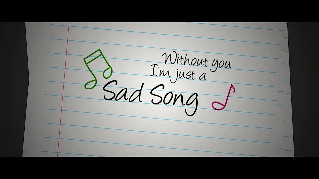 Lagu Berbahasa Inggris